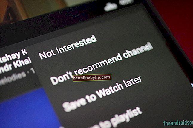 Come rimuovere i suggerimenti di YouTube