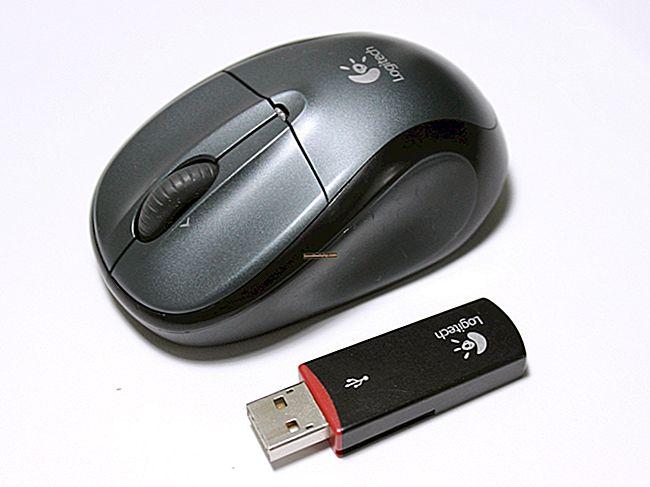 Come aggiornare un driver del mouse Logitech per Windows XP