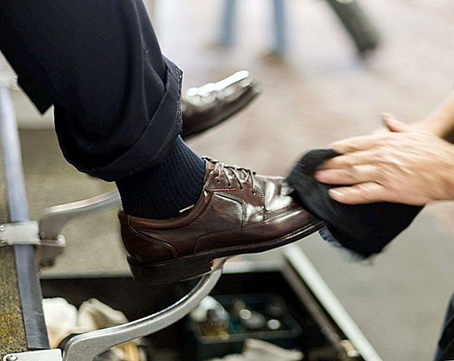 Относно стойките за почистване на обувки