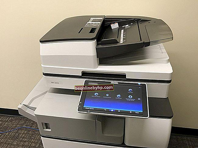 Quali sono le funzioni di una stampante 5 in 1?
