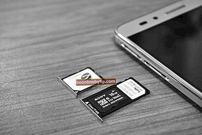 Come partizionare la scheda SD di un Android