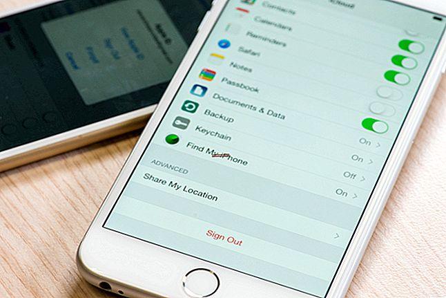 Как да изтриете дистанционно iPhone