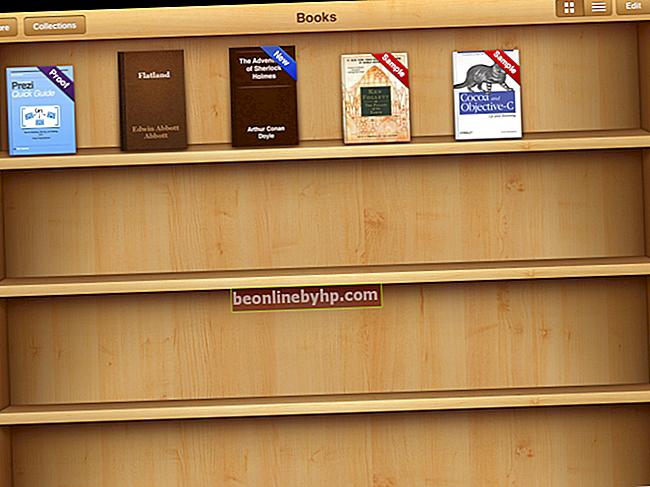Come tornare alla libreria da un libro nell'app iBook per iPad