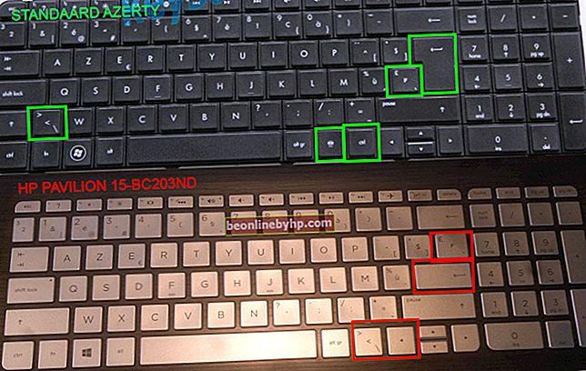 Cambiare la tastiera in Azerty