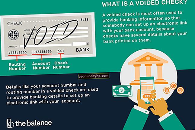 Come annullare un assegno per pagamenti pre-autorizzati
