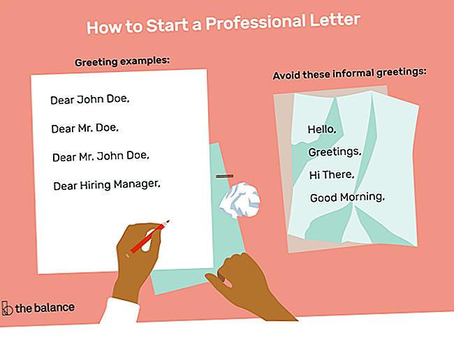 Che cos'è un saluto di chiusura per una lettera commerciale?