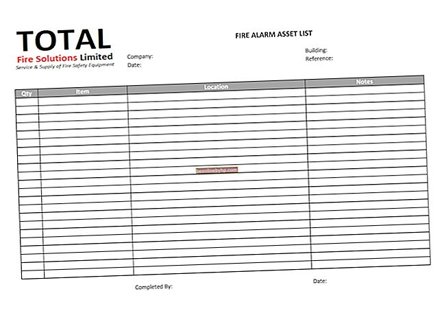 Come creare un elenco detraibile dettagliato per un'attività personale su Excel