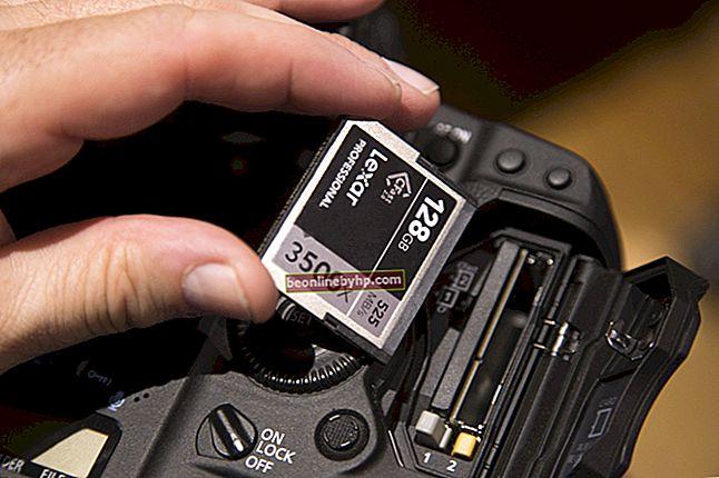 Come formattare una scheda di memoria per una fotocamera Canon