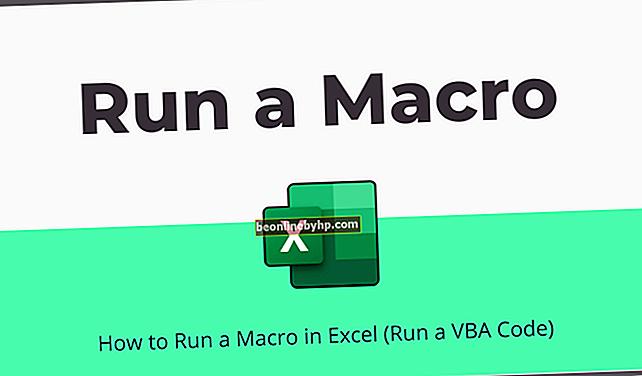 Come eseguire VBA in Excel