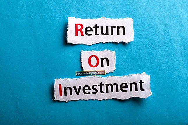 Che cos'è un ritorno sull'investimento nelle risorse umane?