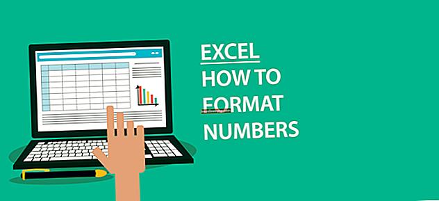 Come formattare Excel in milioni