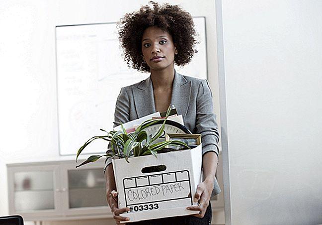 Come scrivere un promemoria su un dipendente licenziato