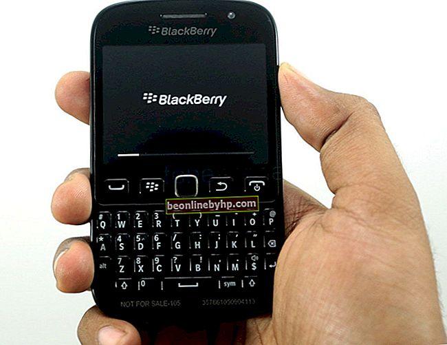 Come attivare il piano dati su un BlackBerry