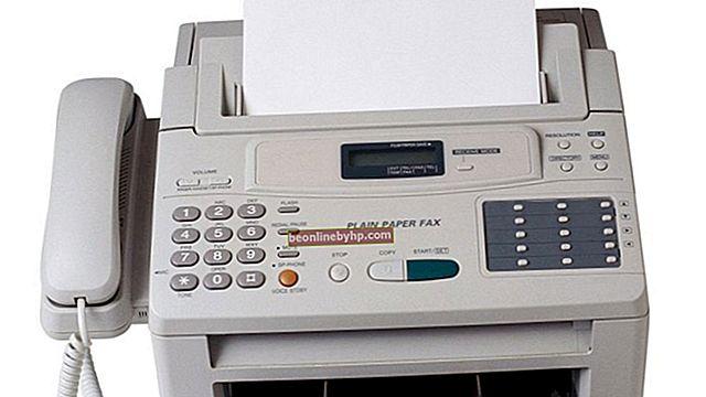 Che cos'è l'inoltro di fax?