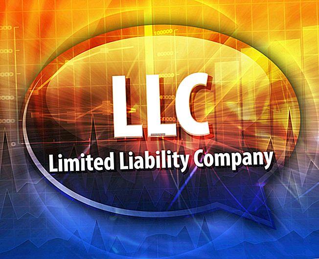 Какво означава LLC за компания?