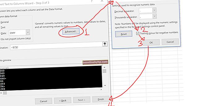Как да конвертирате електронна таблица в низ, разделен със запетая