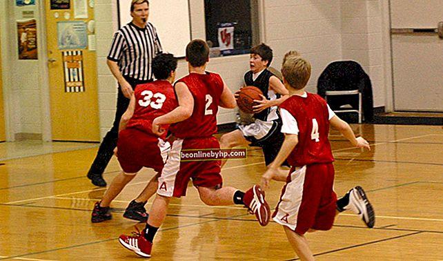 Как да стартираме младежки бизнес по баскетбол